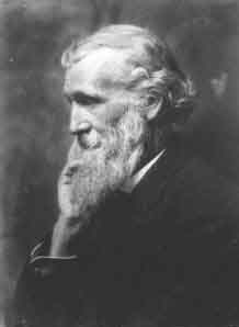 Portrait of John Muir
